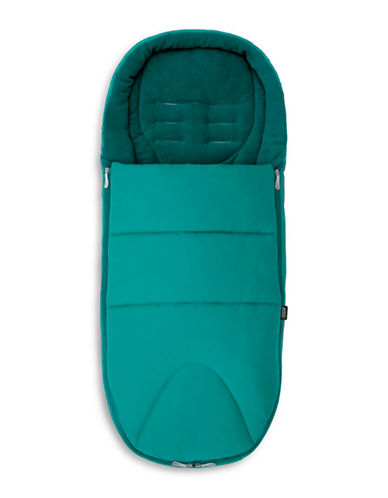Mamas & Papas Cold Weather Plus Footmuff-TEAL-One Size