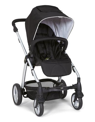 Mamas & Papas Sola 2 Black Stroller-BLACK-One Size