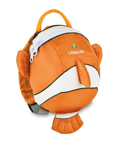 Littlelife Clown-Fish Toddler Daysack-ORANGE-3