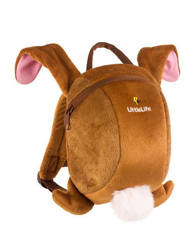 Littlelife Rabbit Toddler Daysack-BROWN-3
