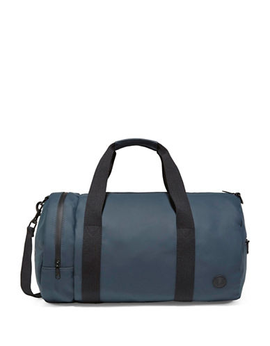 Fred Perry Barrel Bag-NAVY-One Size