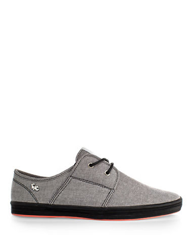 Fish N Chips Spam 2 Sneakers-GREY/BLACK-EU 42/US 9