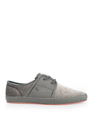 Fish N Chips Spam 2 Jersey Sneakers-GREY-EU 42/US 9