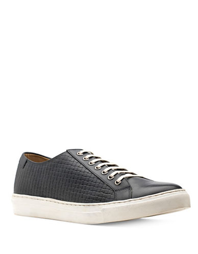 Base London Freeman Weave Sneakers-BLUE-EU 42/US 9