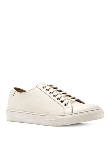 Base London Freeman Weave Sneakers-WHITE-EU 42/US 9