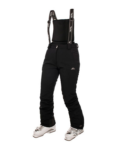 Trespass Jaylo Softshell Ski Pants-BLACK-X-Small 88695478_BLACK_X-Small