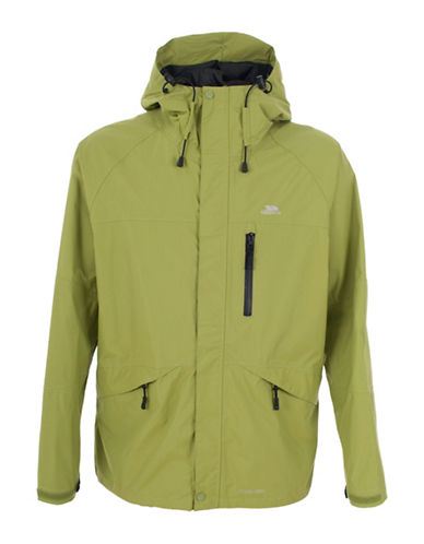 Trespass Corvo Solid Jacket-GREEN-Small 88943215_GREEN_Small