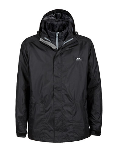 Trespass Pembroke Combo Jacket-BLACK-X-Large 88570147_BLACK_X-Large