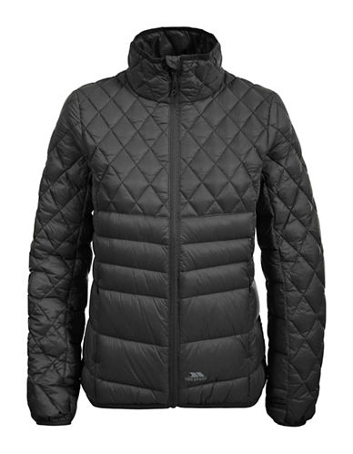 Trespass Ollo Down Puffer Jacket-BLACK-XX-Large 88695546_BLACK_XX-Large