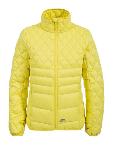Trespass Ollo Down Puffer Jacket-YELLOW-X-Small 88695555_YELLOW_X-Small