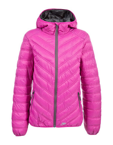 Trespass Release Padded Puffer Jacket-PINK-Medium 88619201_PINK_Medium