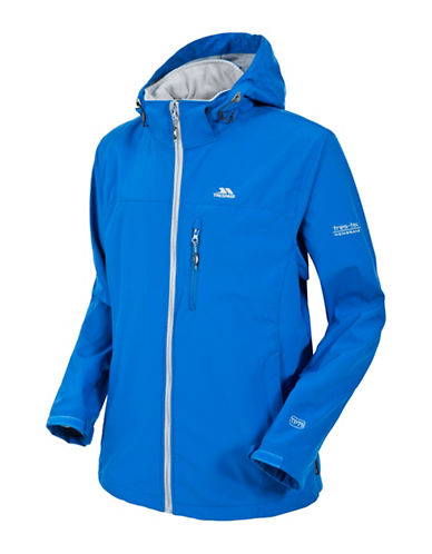 Trespass Stanford Softshell Jacket-BLUE-XX-Large 88943237_BLUE_XX-Large