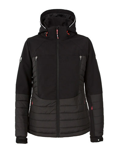 Trespass Down Puffer Jacket-BLACK-Small 88695562_BLACK_Small