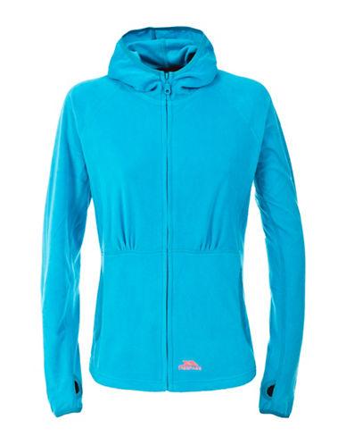 Trespass Marathon Microfleece Hoodie-BLUE-XX-Large 88619178_BLUE_XX-Large