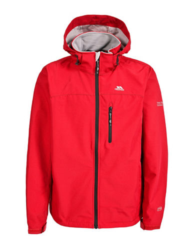 Trespass Stanford Softshell Jacket-RED-Large 88943238_RED_Large