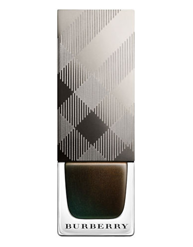 Burberry Nail Polish-202 METALLIC KHAKI-One Size