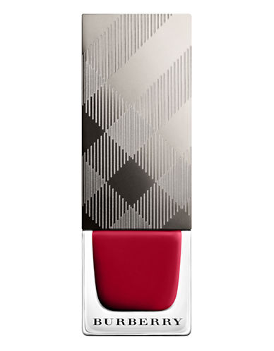 Burberry Nail Polish-302 POLISH LACQUER RED-One Size