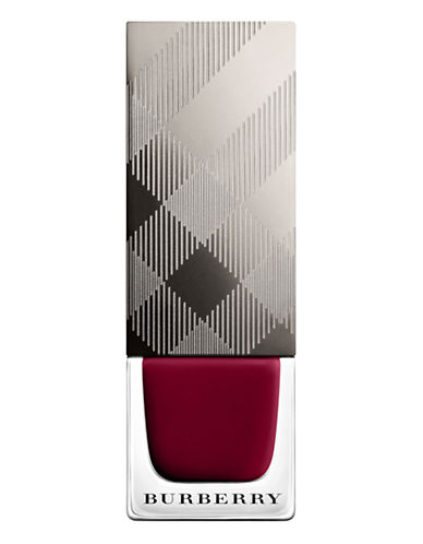 Burberry Nail Polish-303 OXBLOOD-One Size