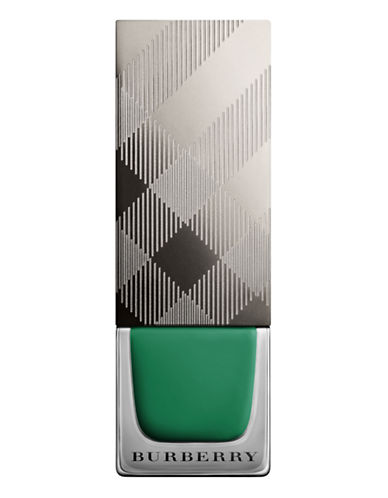 Burberry Nail Polish-420 SAGE GREEN-One Size