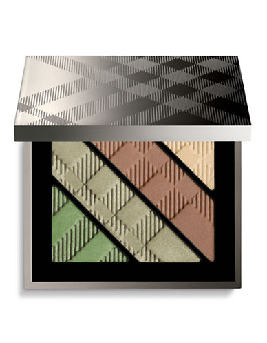 Burberry Quattuor Complete Eye Palette-15 SAGE GREEN-One Size