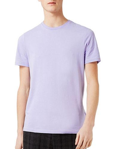 Topman Slim Fit T-Shirt-PURPLE-X-Small