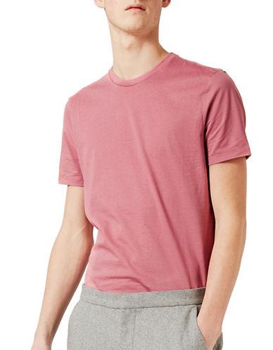 Topman Slim Fit T-Shirt-PINK-Large 89075235_PINK_Large
