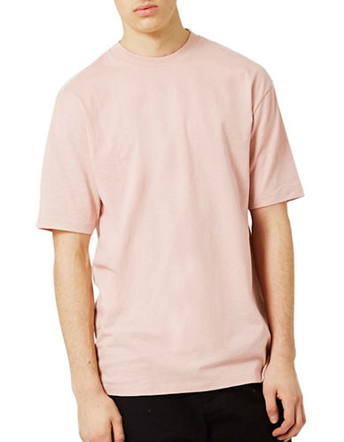 Topman Oversized T-Shirt-PINK-Medium 89086534_PINK_Medium