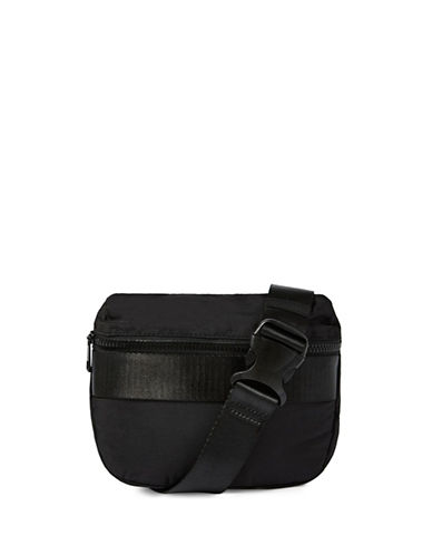 Topman Mini Crossbody Bag-GREY-One Size