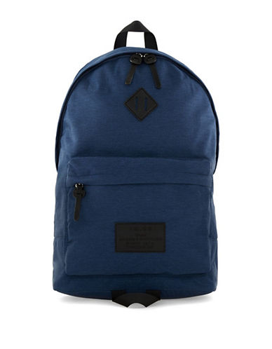 Topman Navy Backpack-DARK BLUE-One Size