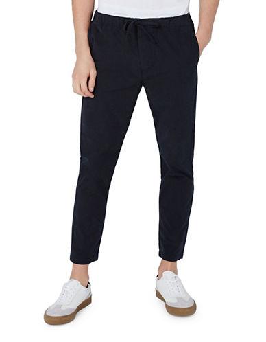 Topman Skinny Trousers-BLUE-36 Long