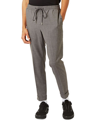 Topman Thomas Joggers-GREY-36