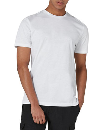 Topman Premium T-Shirt-WHITE-Medium