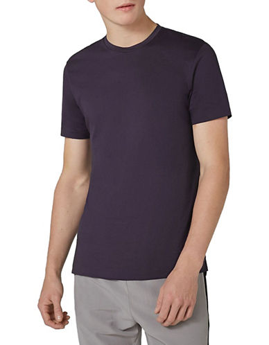 Topman Premium T-Shirt-PURPLE-Medium 89748343_PURPLE_Medium