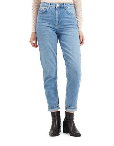 Topshop MOTO Mom Jeans 30-Inch Leg-BLUE-32X30