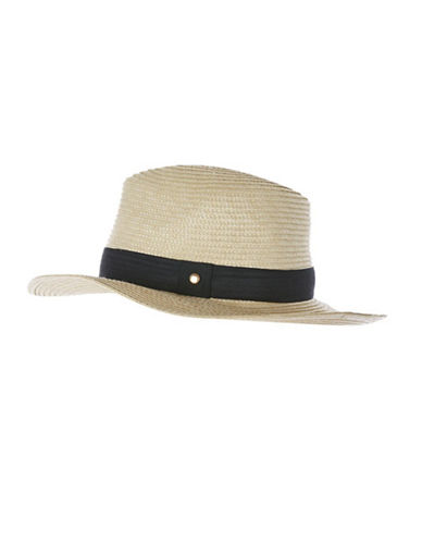 Topshop PP Fedora-NUDE-One Size