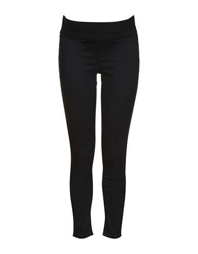 Topshop MATERNITY MOTO Joni Skinny Jeans 30-Inch Leg-BLACK-UK 14/US 10