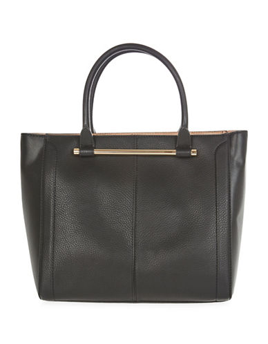 Topshop Halo Tote-BLACK-One Size 89115191_BLACK_One Size