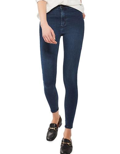 Topshop MOTO Joni Jeans 30-Inch Leg-BLUE-28X30