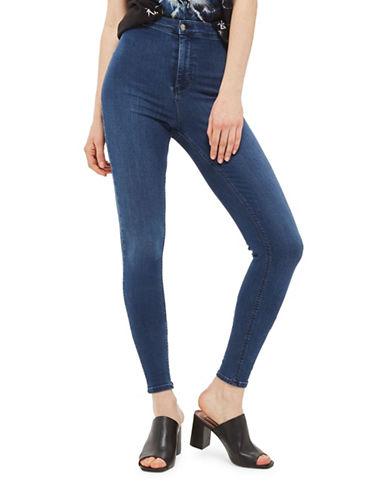 Topshop TALL Joni Jeans 36-Inch Leg-BLUE-30X36