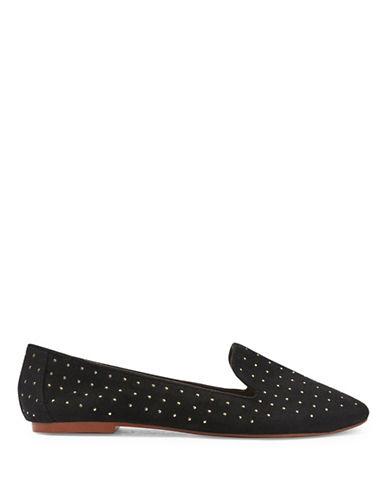 Topshop Sophie Studded Flats-BLACK-EU 36/US 5.5