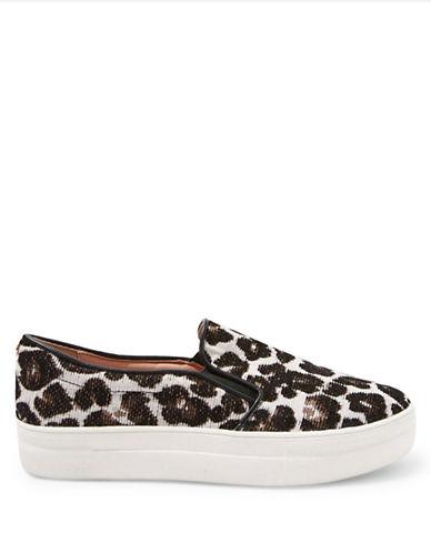 Topshop Tucker Leopard Print Sneakers-LEOPARD-EU 38/US 7.5