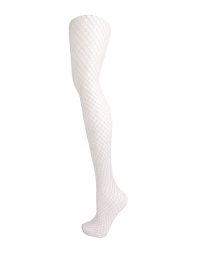 Topshop Medium Fishnet tights-LILAC-Small