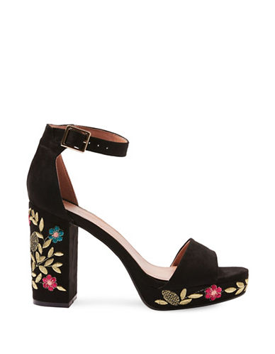 Topshop Matilda Embroidered Sandals-MULTI-EU 40/US 9.5