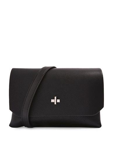 Topshop Otley Crossbody Bag-BLACK-One Size