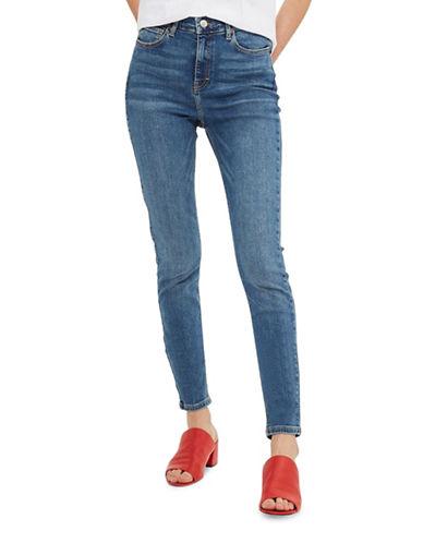 Topshop TALL Jamie Jeans 36-Inch Leg-INDIGO-28X36