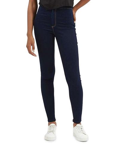 Topshop MOTO Joni Jeans 32-Inch Leg-DENIM-25X30