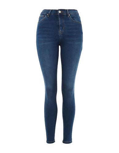 Topshop MOTO Jamie Jeans 30-Inch Leg-INDIGO-24X30