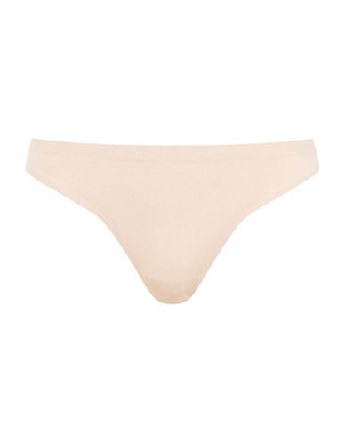 Topshop No VPL Thong-NUDE-UK 12/US 8