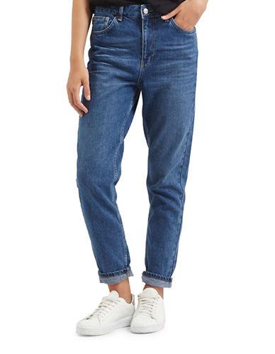 Topshop MOTO Jamie Jeans 30-Inch Leg-DARK STONE-28X30