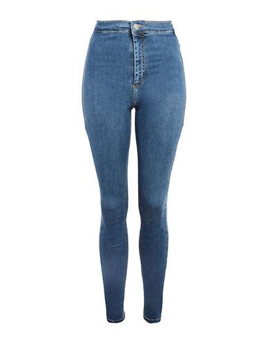 Topshop TALL Joni Jeans 36-Inch Leg-DENIM-32X36